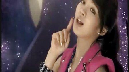 [杨晃]少女时代 经典舞曲 精灵 最新高清3D版MV