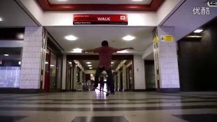 超赞Kilian Martin自由式滑板