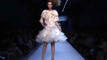 Christian Dior 2011 2012 秋冬高级定制修时装 修整版