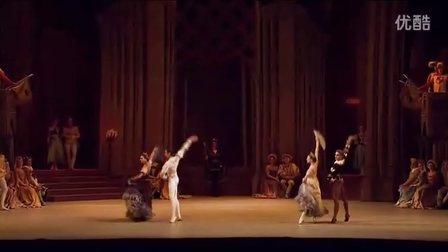 【唐吉尔看芭蕾】天鹅湖Swan Lake 第三幕西班牙舞(Mariinsky)