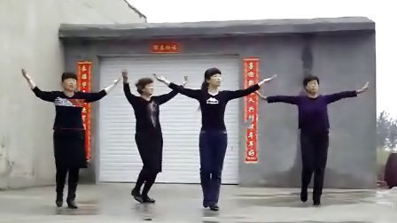 谷兴庄广场舞卓玛(加入红梅广场舞专辑)