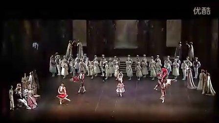 【唐吉尔看芭蕾】天鹅湖Swan Lake 第三幕西班牙舞(Zakharova版)