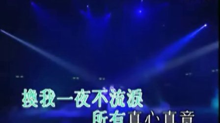 (原版 KTV 纯伴奏)刘德华-忘情水(现场版)