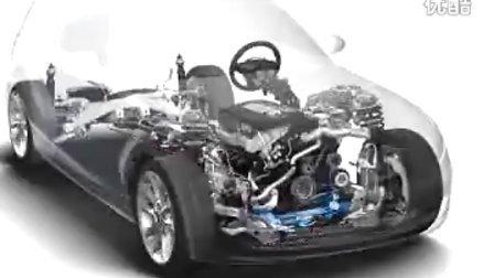 汽车 电动助力 转向 系统 动画 Electric power steering