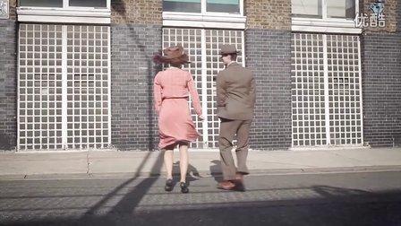 【Edwin】迷恋英伦风!100秒100年!超级好看的英伦风情情侣变装舞蹈!