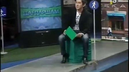 Меруерт Тусипбаева  «Бағдаршам»  бағдарламасы