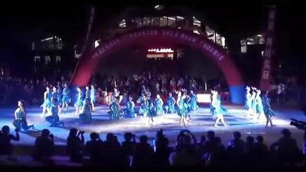 吉美广场舞 广场舞比赛 原子波尔卡