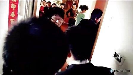 DS-STUDIO 动水影像-《鑫婚快乐》 济南婚礼 济南摄像 婚礼视频 汤池印象