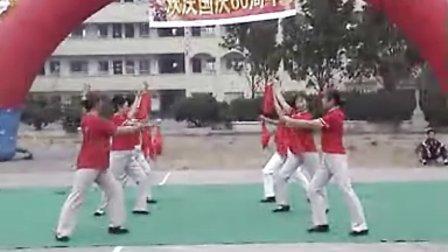 回龙寺竹板舞喜乐年华