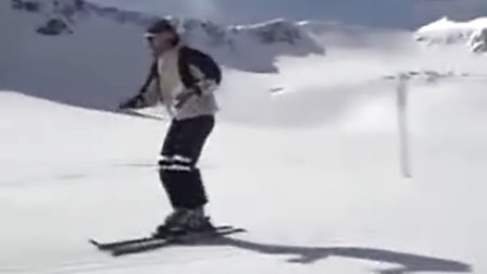 美国经典双板滑雪教程《Learn To Ski》第七集【刻雪】