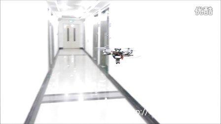 XAircraft 最小的四旋翼-X180测试