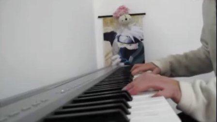 Fairy Tail 妖精的尾巴 主题战斗音乐 电钢琴混音演奏 李劲锋