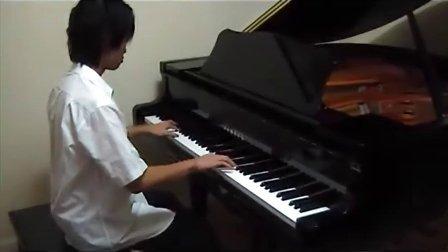 YUI cover again piano