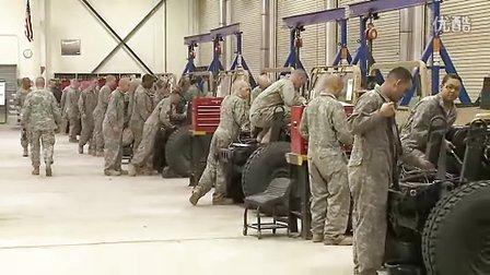 美国军队推进绿色环保润滑油使用