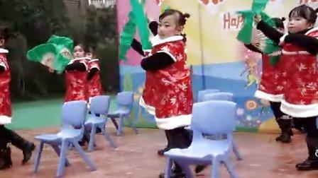 幼儿舞蹈青花瓷扇子舞——王雅可