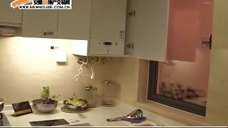 视频看房:万科·金域华府125平米精装修样板房