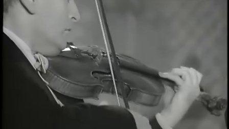 莫扎特《A大调第五小提琴协奏曲)(No.5 K.219)梅纽因演奏 卡拉扬指挥
