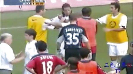 暴力俄超,功夫足球:俄超赛场上球员冲突