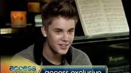 【中文网】Justin Bieber好莱坞独家电视采访【Part1】