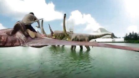 穿越恐龙王国,常州恐龙园最新广告片