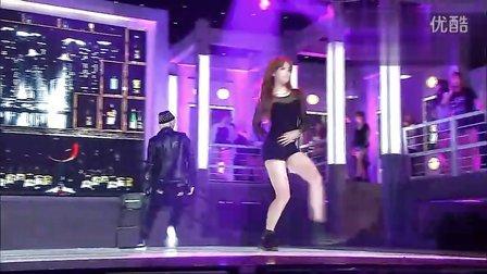 [杨晃]美翻了 Super Junior联手中国美女f(x)(宋茜)最新特别舞台