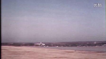 F-111A First Flight