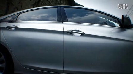 《易车体验》试驾北京现代索纳塔八