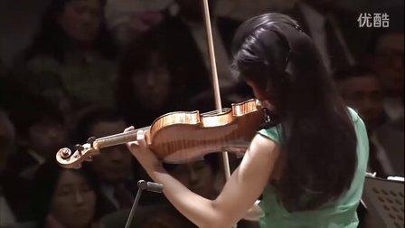 西贝柳斯《d小调小提琴协奏曲》(Op.47)庄司纱矢香演奏 科林.戴维斯指挥