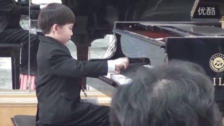 第十一届希望杯钢琴比赛(决赛)(六岁组)卖报歌 回旋曲