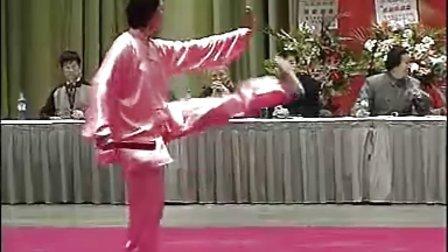 第二届香港国际武术节名人名家表演(一)