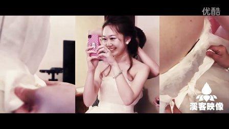 溪客映像 孙耳丹%刘元畅2011.07.11 沈阳婚礼跟拍作品