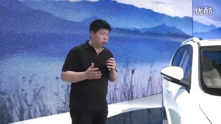 2012车展汽车之家解读吉利全球鹰GX7
