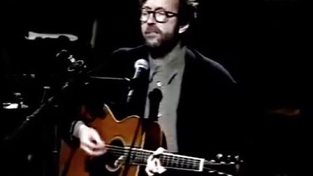 Eric Clapton - Worried Life Blues (MTV Unplugged)