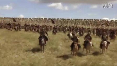 BBC:成吉思汗-蒙古帝国!战争场面
