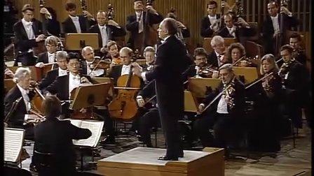 """贝多芬 第6交响曲""""田园""""    马泽尔指挥巴伐利亚广播交响乐团"""