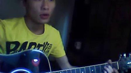 好听的吉他弹唱 张惠妹 男生版《解脱》