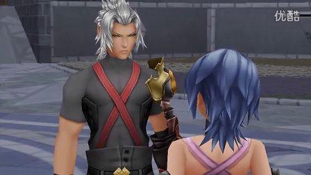 PSP 王国之心 梦中降生 Final Mix 最后的故事Part6