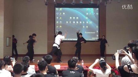 中国农业大学表演队