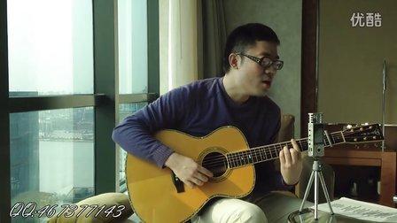 李霖Gary老师吉它弹唱 - 《While My Guitar Gently Weeps》