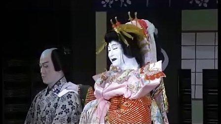 歌舞伎《笼钓瓶花街醉醒》1