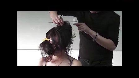 美发视频-托尼盖沙宣发型-盘发扎发新娘发型-吹风视频-影楼造型-剪发烫发-艺术发型