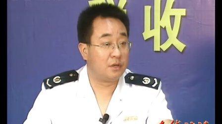 2012建始网在线访谈第一期 国税局长赵一兵