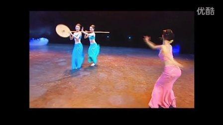 中国民族舞蹈《邵多丽》傣族三人舞