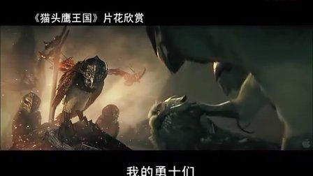 【看大片】猫头鹰王国Legend of the Guardi(2012)中文预告
