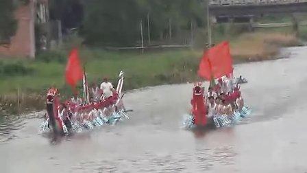 2012厚洋龙舟下水