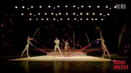 第37届国际比基尼小姐大赛三门峡市河南赛区决赛-舞动青春