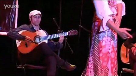 佛拉门戈舞,2009年大连 戈舞Jessie Wang 吉他Alberto Cuellar 老多
