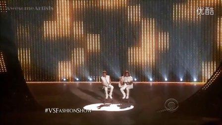 【猴姆独家】Justin Bieber做客维多利亚的内衣秀深情献唱新单