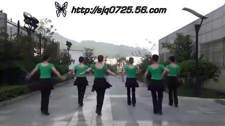 踏歌广场舞-《恰恰舞后