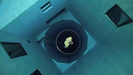 世界上最深游泳池无护具潜水 比利时SSI潛水中心